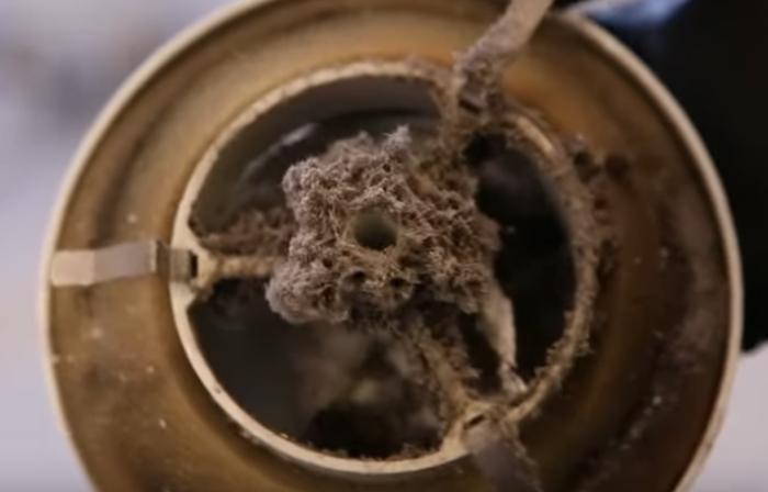 Stof, vocht en beestjes in het ventilatiekanaal