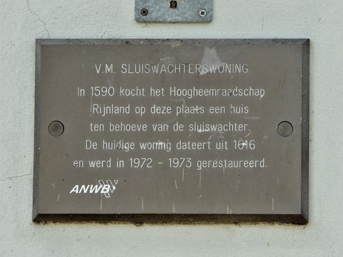 Spaarndam Hans Blomvliet © BDU
