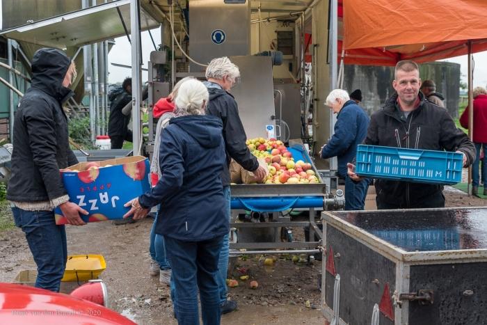 Fruitpers vullen René van den Brandt © BDU media