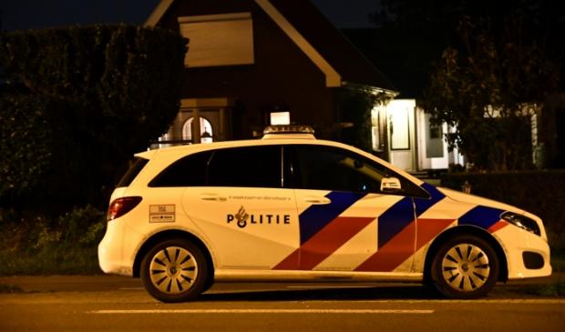 <p>De politie was snel ter plaatse na een inbraakmelding aan de Nijkerkerstraat.</p>