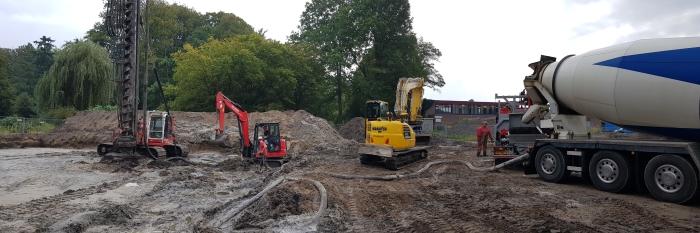 Start bouw appartementencomplex Omnia Wonen © BDU media