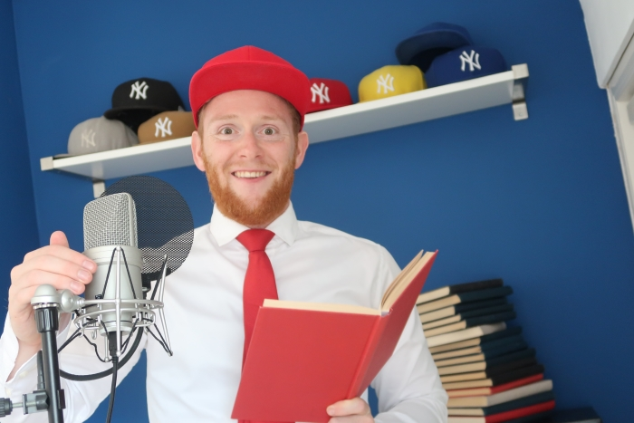 Rappende Reporter is trots op zijn debuutsingle Ik Beloof Jou: ,,Blij dat ik het nu met iedereen kan delen.''