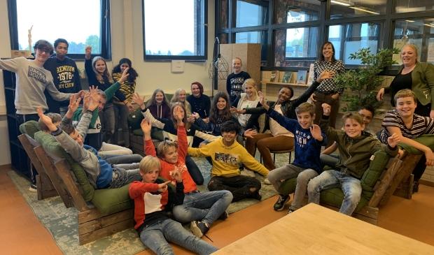 Klas Onderwijs 10-14 Houten