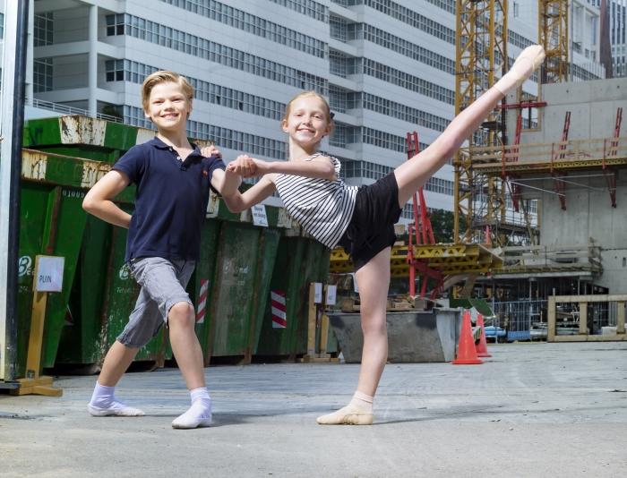 Dansvakopleiding Koninklijk Conservatorium