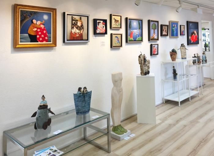 Galerie Happy Art Dirk Dol © BDU media