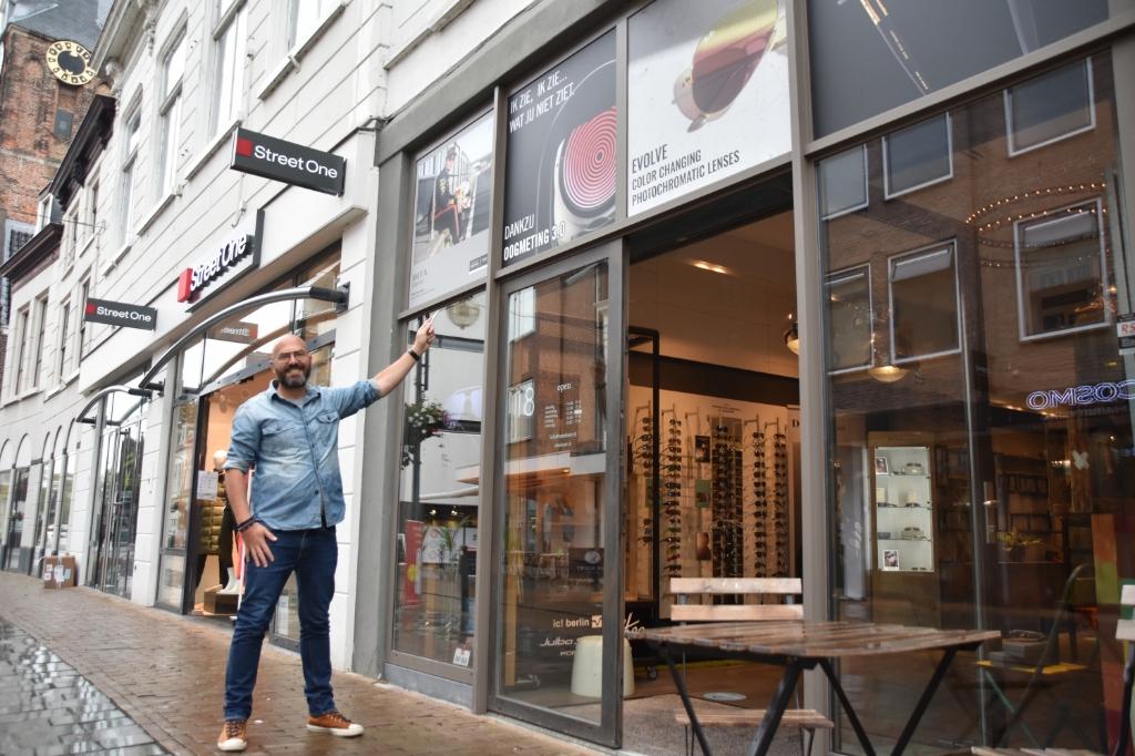 <p>Bij Ren&eacute; Boer Opticien kunt u terecht voor een oogmeting 3.0!</p> Tim Hartman © BDU Media