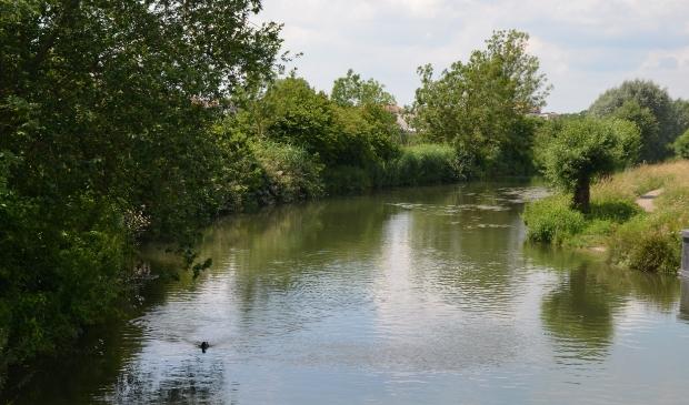 Het Kromme Rijnpad; een boekje met zeven korte wandelroutes