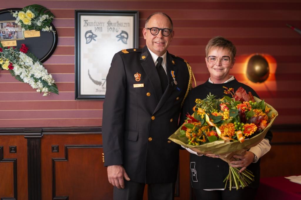 <p>Gert van de Hoek met zijn vrouw.</p> <p>Pauw Media</p> © BDU media