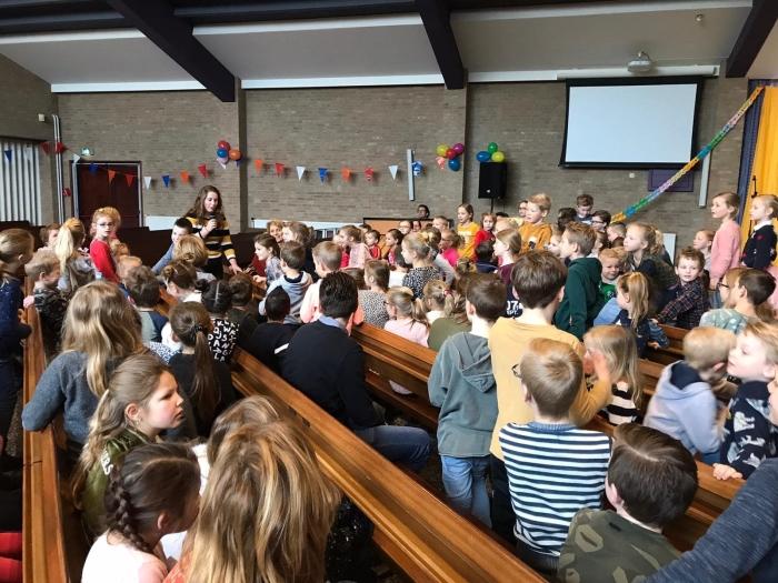 Eerdere KinderBijbeldag  J Lock © BDU media