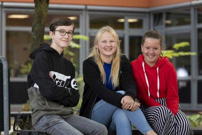 Leerlingen Altena College