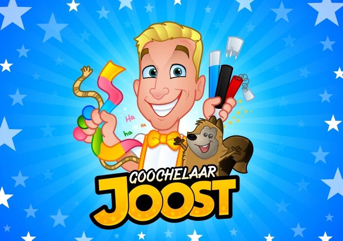 Goochelshow Joost