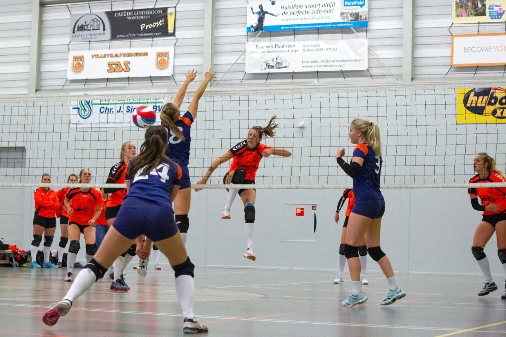 SDS Dames - Avior Bram van den Heuvel © BDU media