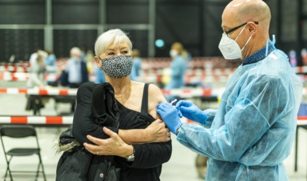 <p>Huisartsenpraktijk Asklepios hield zaterdag een griepprikdag in de Midden Nederland Hallen.</p>
