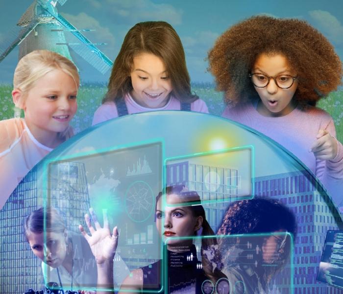 Meisjes, Tech-talenten van de toekomst