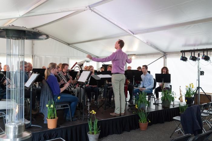 Harmonie Manderen is een van de deelnemende clubs