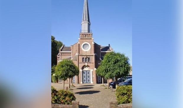 <p>De Paaskerk.&nbsp;</p>