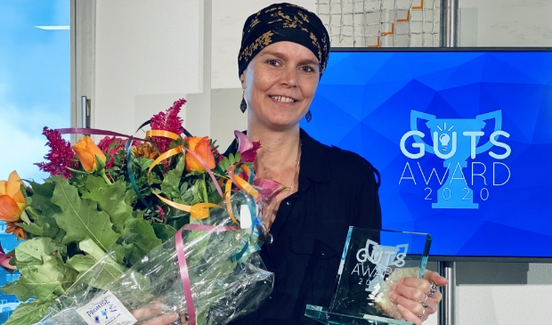 <p>Martine Goulmy is winnaar van The Guts Award 2020.</p>