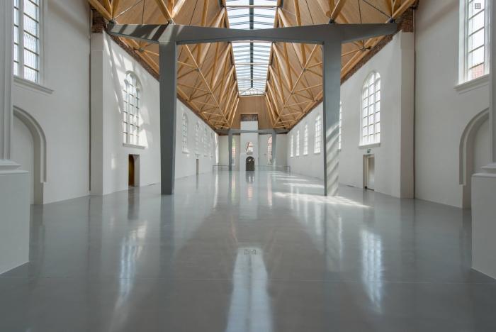 Interieur Elleboogkerk