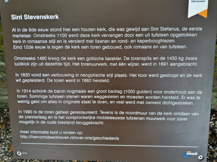Informatiebord Sint Stevenskerk W. Schreuder © BDU media