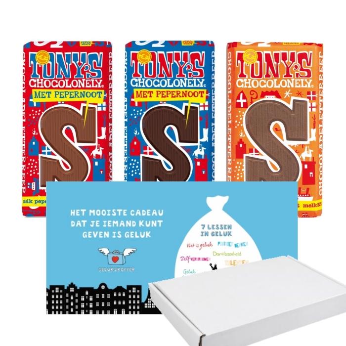 Chocoladeletteractie JCI Eemland steunt Gelukskoffer