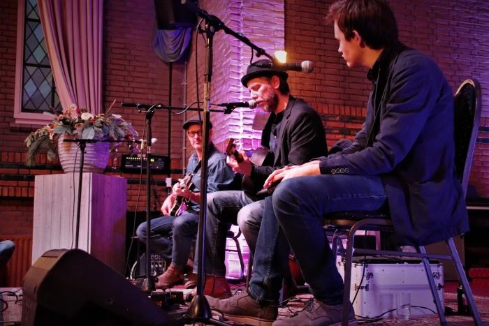 Band Guy Verlinde Trio