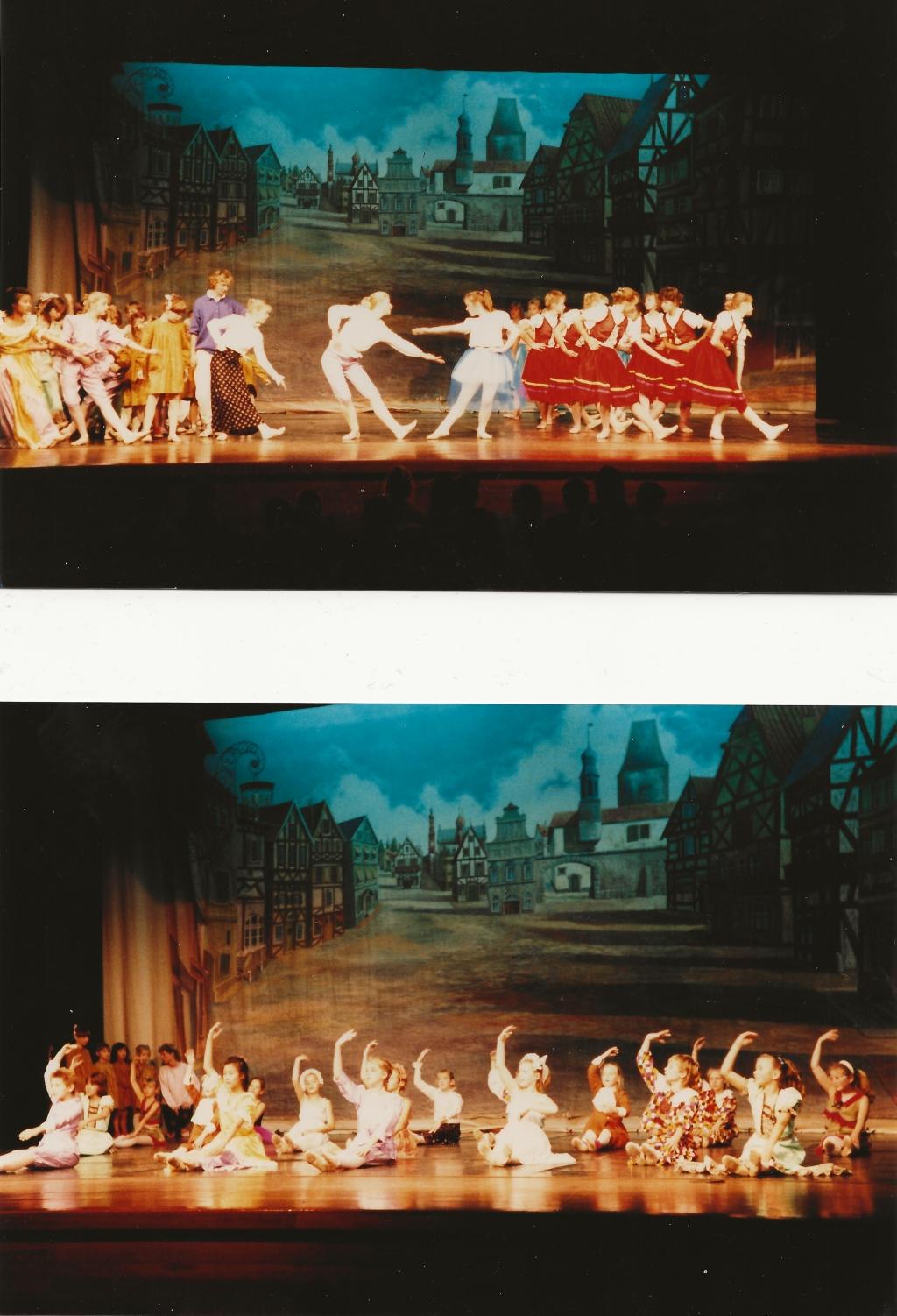 Balletvoorstelling Attitude C. van Ooijen © BDU media