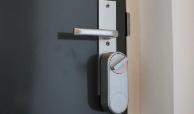 Slim deurslot