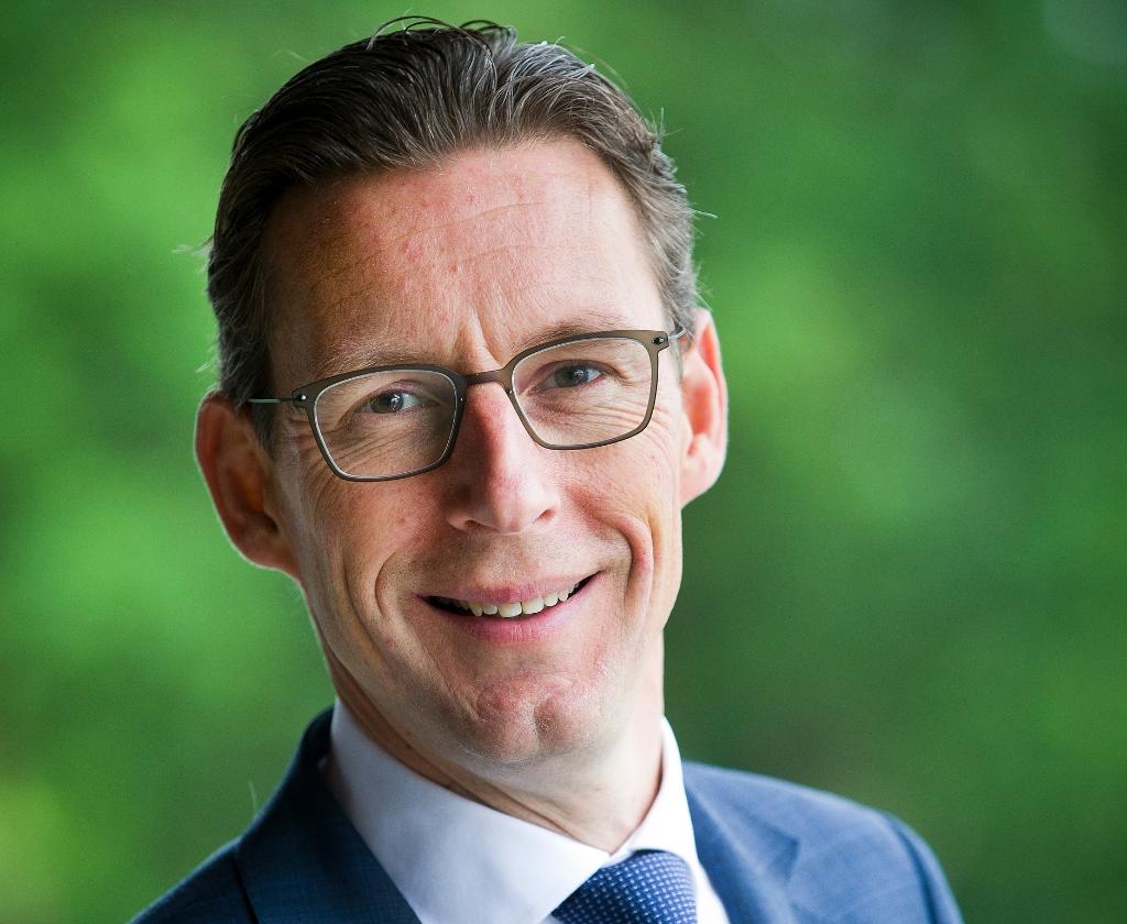<p>Burgemeester Tjapko Poppens </p> <p>Gemeente Amstelveen</p> © BDU media