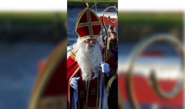 Sinterklaas in Putten