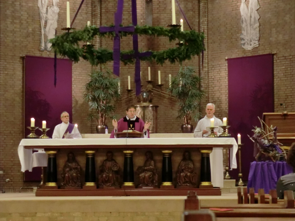 Het aanwezige pastoraal team GH © BDU media