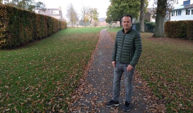Maarten Schults is een van de vele inwoners die de plannen wil tegenhouden