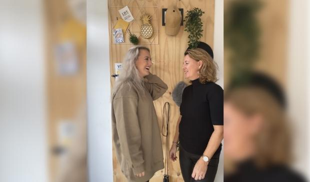 In coronatijd startte Eva en Els Molengraaf met Studio LEEV
