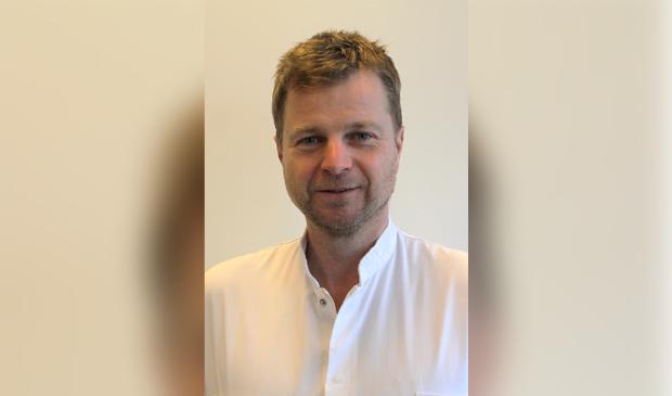 <p>Prof. Paul van Zuijlen, directeur Brandwondencentrum Beverwijk.</p>