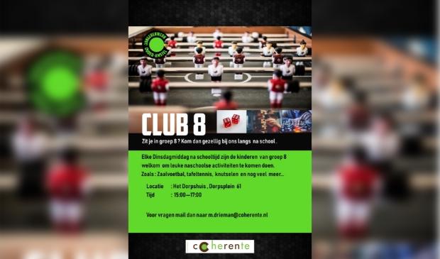 Poster Club 8
