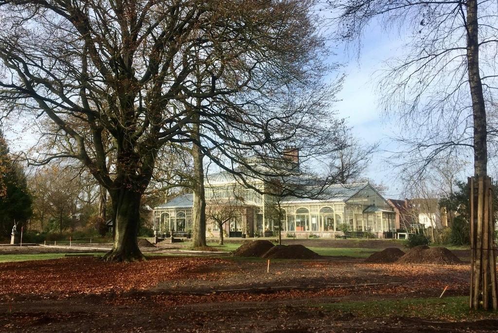 de Wintertuin (1915)  Cantonspark en sinds 2019 een Belevingstuin mét Horeca en Terras Onno Wijchers © BDU media