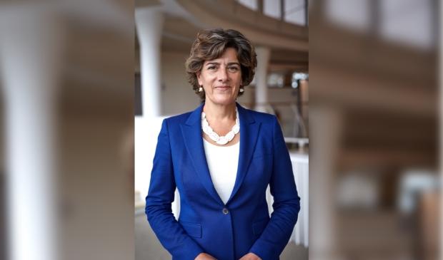 Wethouder Marian van der Weele.