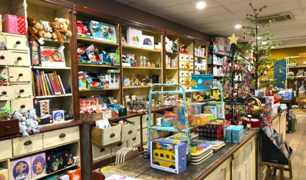 <p>De vernieuwde winkel van Freubelrijk</p>