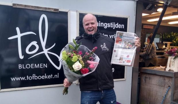 <p>De eerste 50 nieuwe premium-abonnees ontvangen een bloemcadeaubon van Tof Boeket Amstelveen.</p>