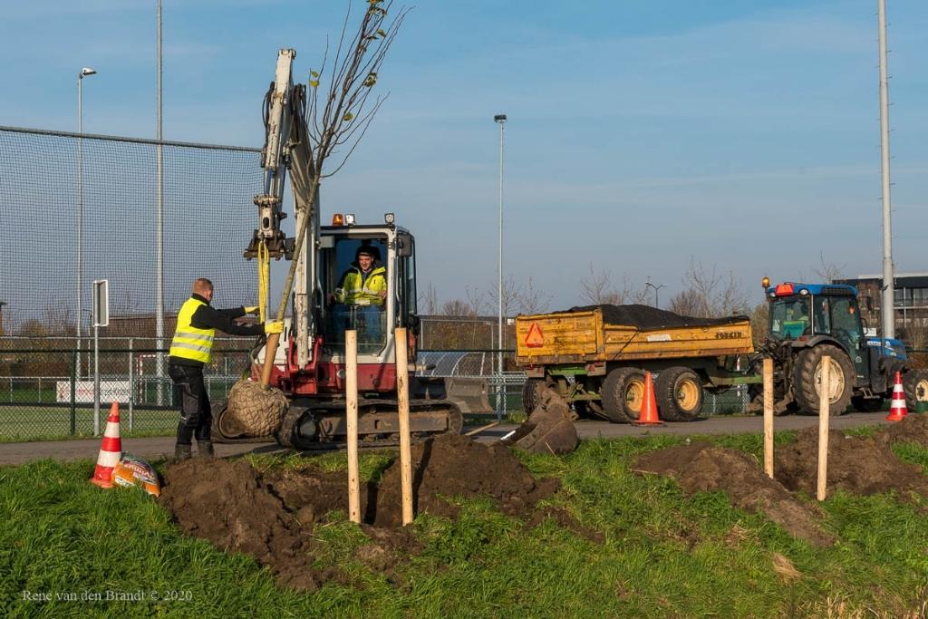 De Linde gaat de grond in René van den Brandt © BDU media