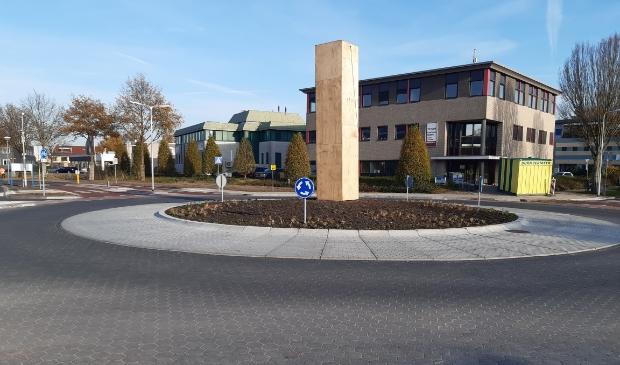<p>De nieuwe rotonde in de Zwarteweg -die de bedrijventerreinen in &#39;t Ruige Veld en de Princenhof verbindt- wordt donderdag officieel in gebruik genomen.</p>