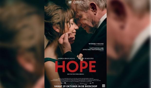 <p>&lsquo;Hope&#39; is te zien op zondag 29 november en dinsdag 1 december.</p>