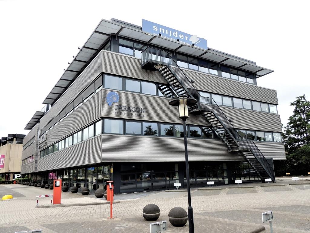 Woningbouw Hans Blomvliet © BDU