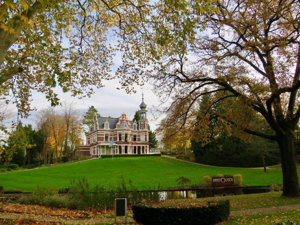 Villa Berg en Dal (1890) aan de Jacob van Lenneplaan in het Wilhelminapark Onno Wijchers © BDU media