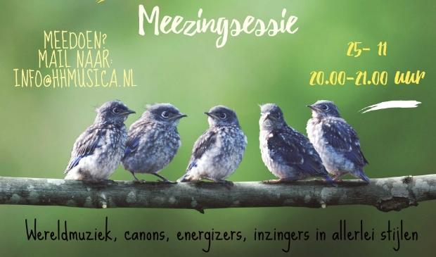 Meezingsessie