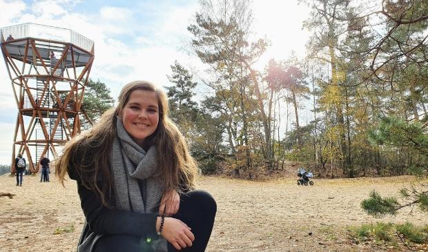 Laura Brouwer (26) opent haar webshop KYDS.