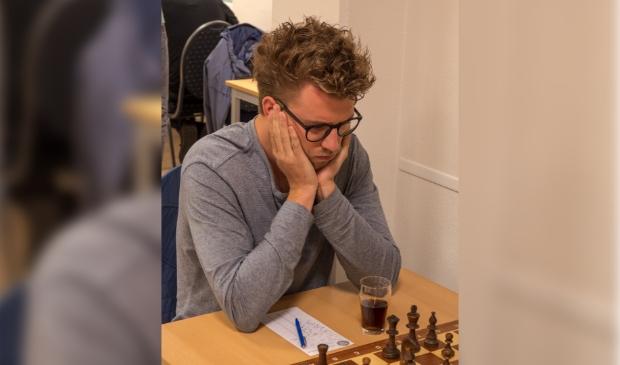 Niels Mijnster won de vierde ronde