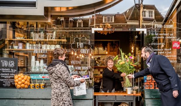 <p>De vele winkels en horeca maken van Gorinchem een aantrekkelijke stad om te winkelen</p>