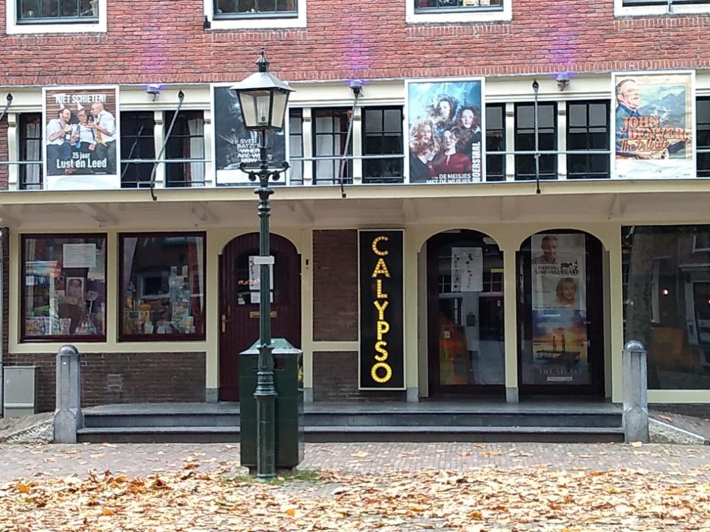 <p>Theater Calypso redt het niet zonder steun</p> <p>Ali van Vemde</p> © BDU media