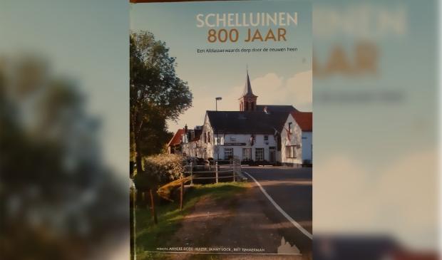 de huidige toegang van het dorp Schelluinen.