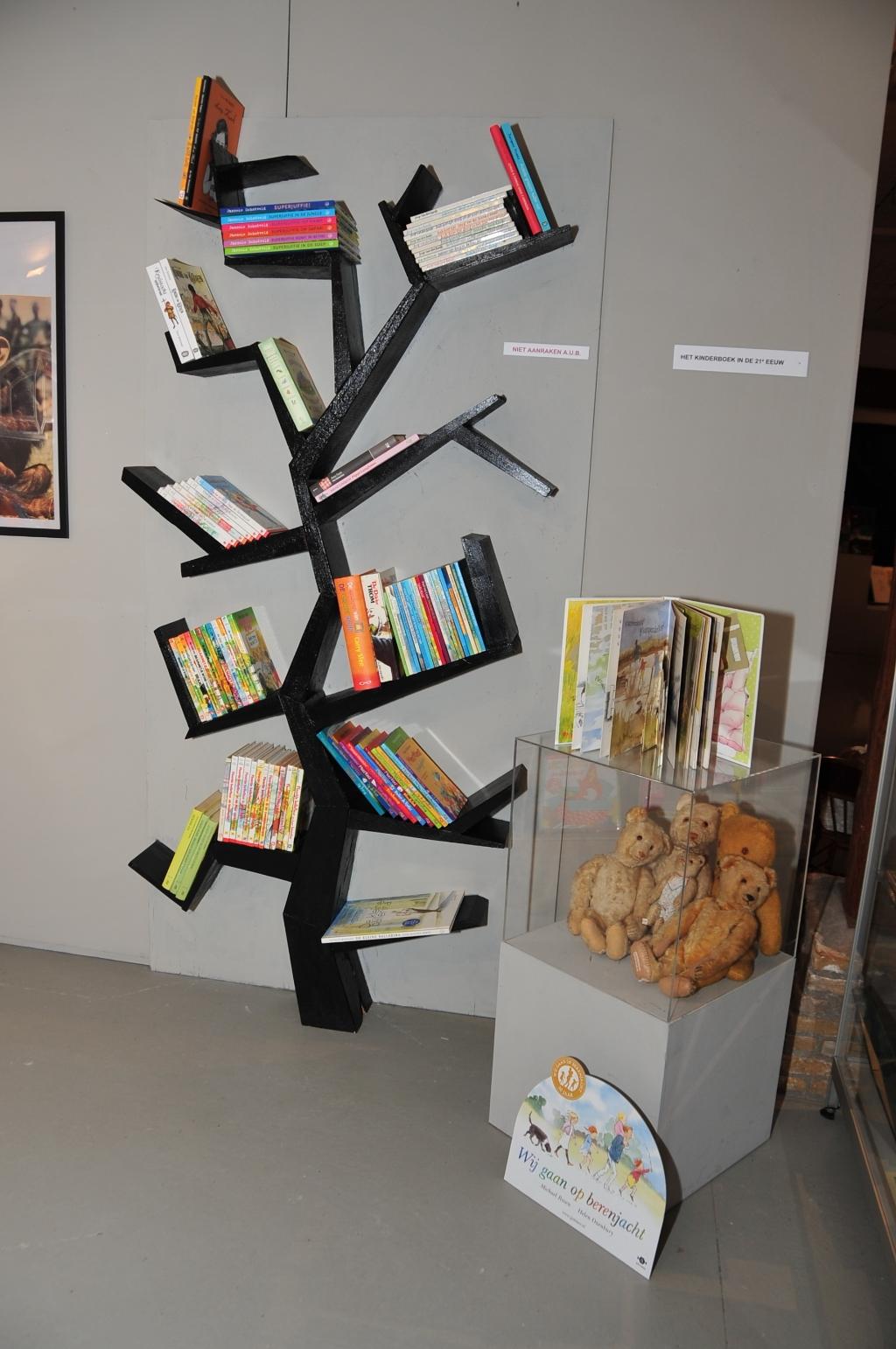 expositie Het Kinderboek museum De Koperen Knop © BDU media